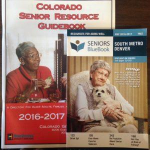 Senior resource books