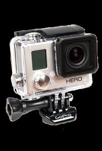 Go Pro Mounted Video Camera