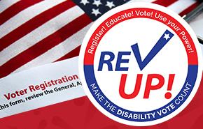 Rev Up Voter Registration