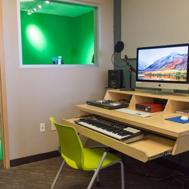 <p>Southglenn Studio</p>