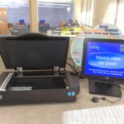 scanning station